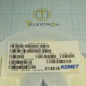 C0805C102K5RACTU