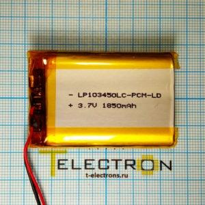 LP103450LC-PCM-LD_1850mAh