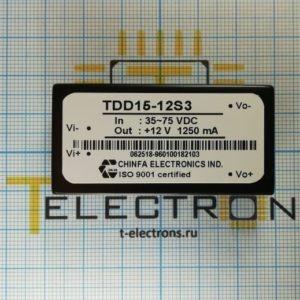TDD15-12S3